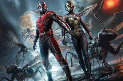 Ve antman and thewasp