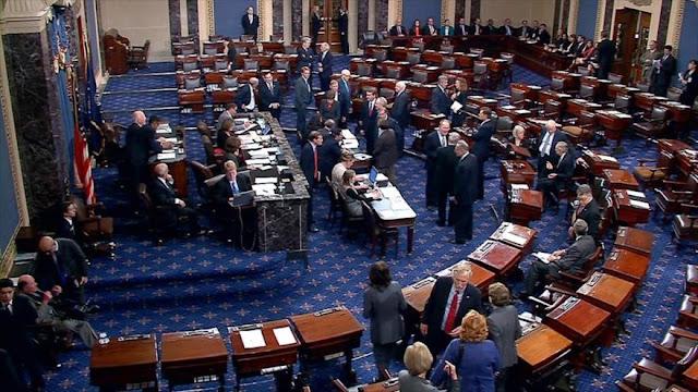 Senado de EEUU da luz verde a nuevas sanciones contra Rusia