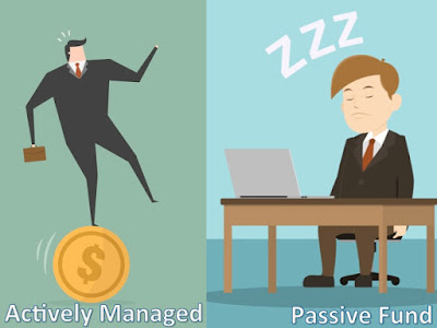 Active and Dozing Mutual Fund Managers