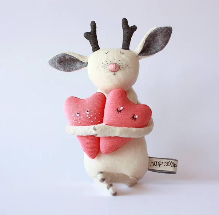 knuffels valentijnsdag