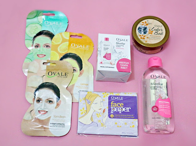 Ovale Beauty Package Beautynesia Beauty Soiree 3.0