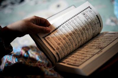 Luar biasa bagi yang membaca Al-qur'an