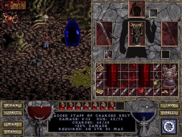 Diablo: hellfire free download full version game crack!