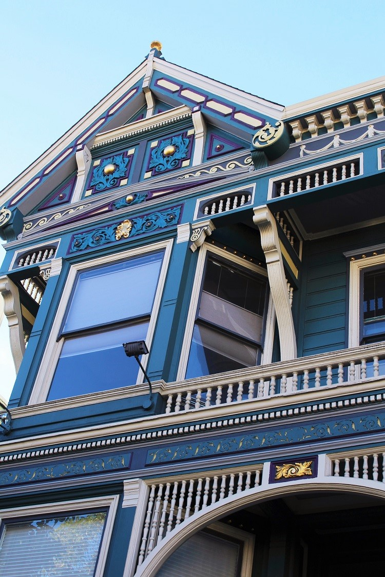 San Francisco architecture - California travel blog