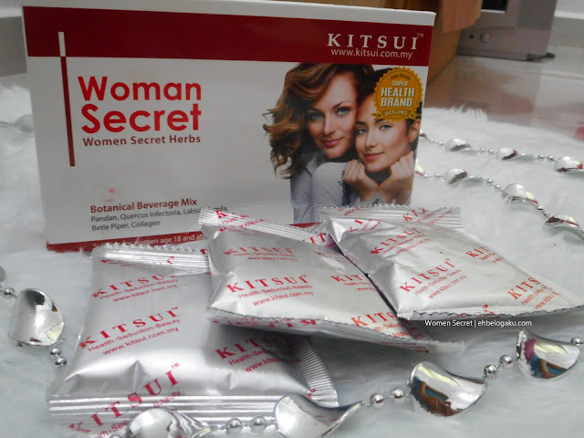 product review supplement,Sachet Women Secret,15 sachet ,produk guardian dan watson,supplement wanita,supplement untuk senggugut