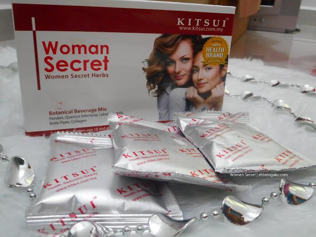 Sachet Women Secret,15 sachet