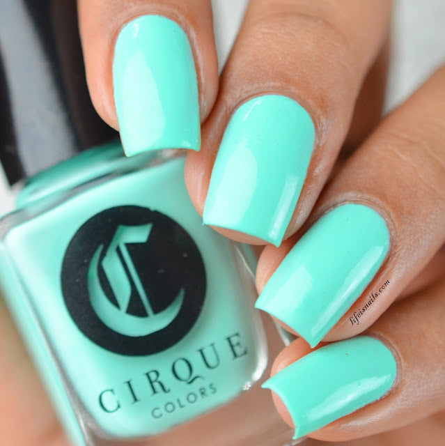 Cirque colors High roller