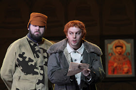 James Platt, David Butt Philip - Mussorgsky - Boris Godunov - Royal Opera House - photo ROH/Catherine Ashmore