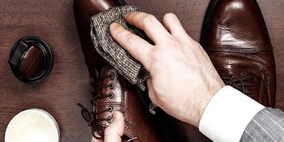 Tips Merawat Sepatu Kulit Untuk Para Pria