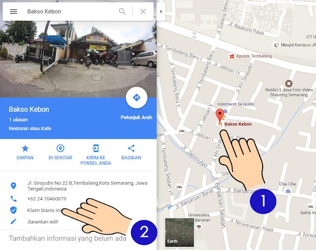cara membuat google bisnisku google my