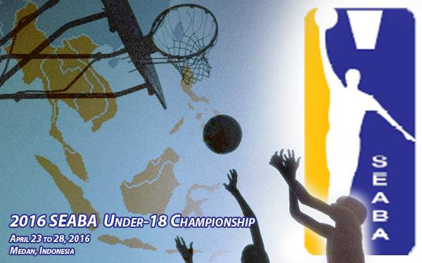 2016 SEABA Under-18 Championship in Indonesia