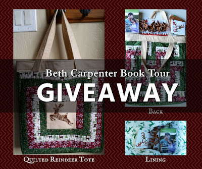 beth carpenter book tour giveaway
