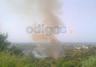 Πρόωρη έναρξη των πυρκαγιών στην Ηλεία! 5 περιστατικά χθες