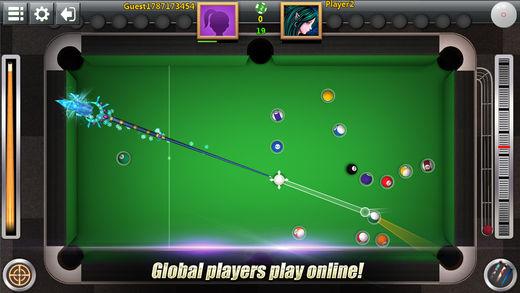 3D Billiards Games