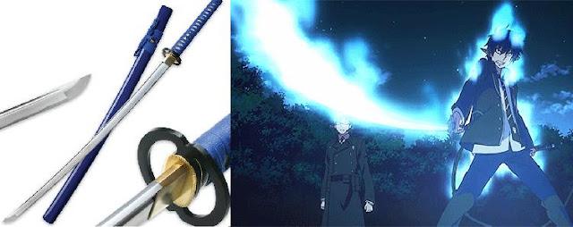 Kurikara ( Ao no Exrocist )