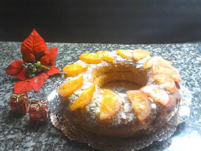 Roscón de Reyes abizcochado.