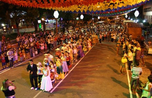 Festas juninas