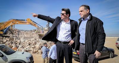Israel aprovará construção maciça na Judéia e Samaria