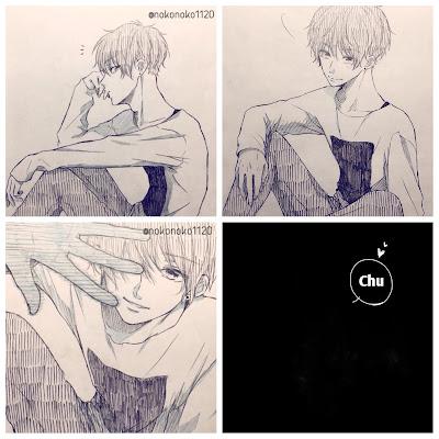 Dia do Beijo 2018 - Ilustrações das mangakás de Shoujo e Josei