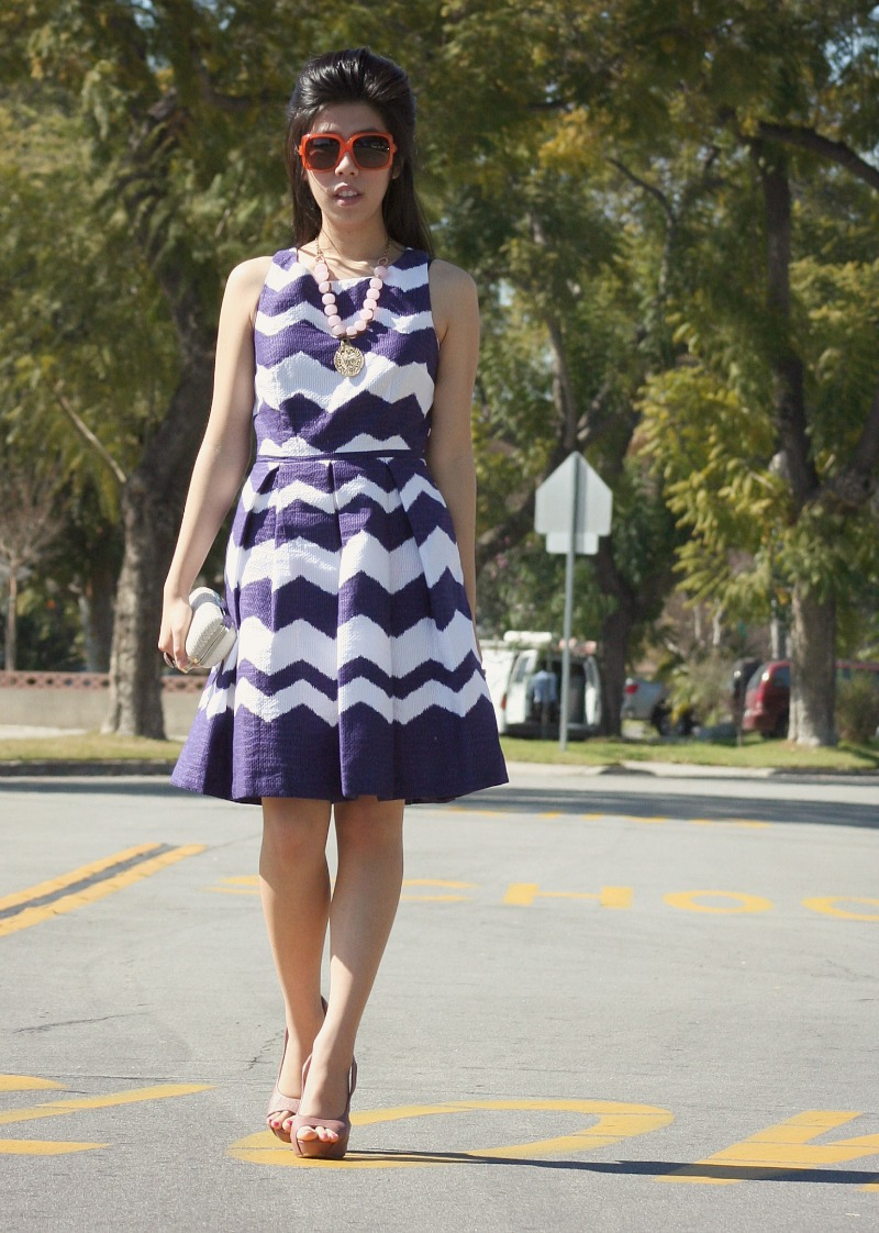 Adrienne Nguyen_How to Wear an A Line Dress