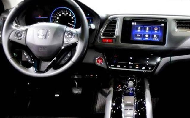 2016 Honda Vezel Redesign