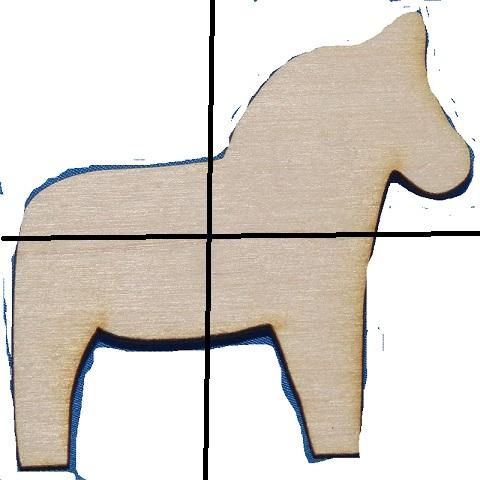 Projekt Dala-Pferd Teil 1