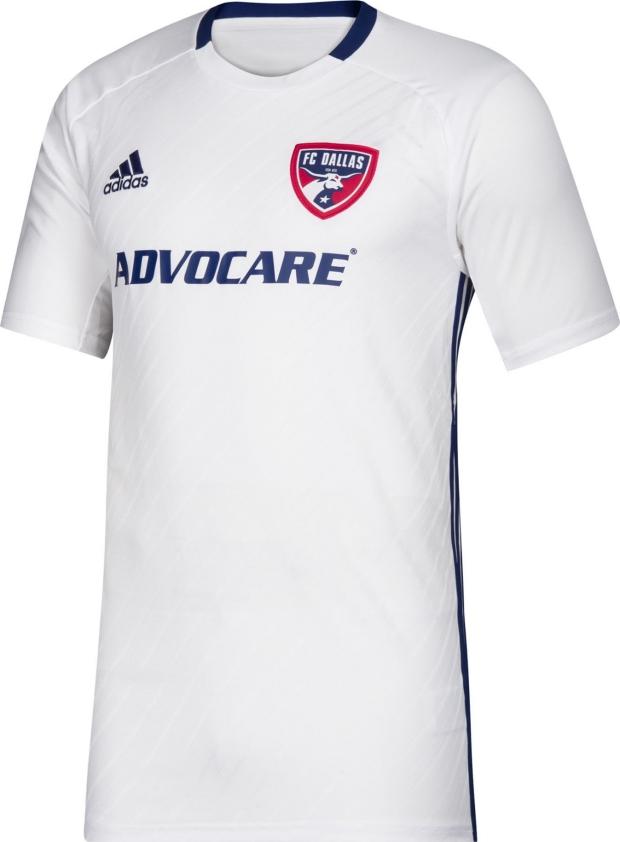 Adidas divulga a camisa reserva do FC Dallas. A Adidas apresentou o novo  uniforme ... b810fb2919b02