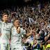 Cristiano Ronaldo e Lucas Vázquez treinaram logo após a conquista da Supercopa da Europa