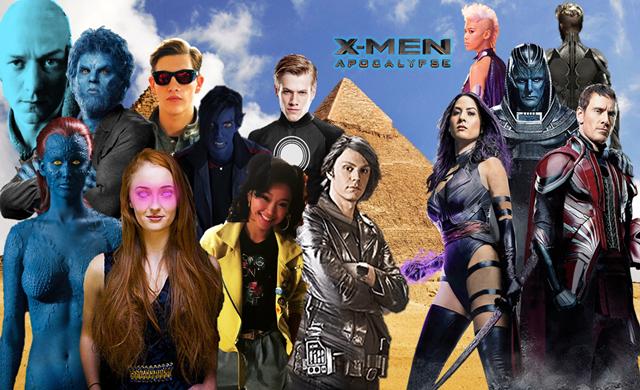 Baixe mais de 20 imagens incríveis de X-MEN Apocalipse