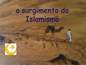 Como surgiu o Islamismo