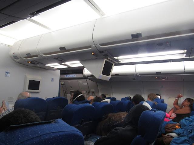 Air Europa Madri Salvador Conexão