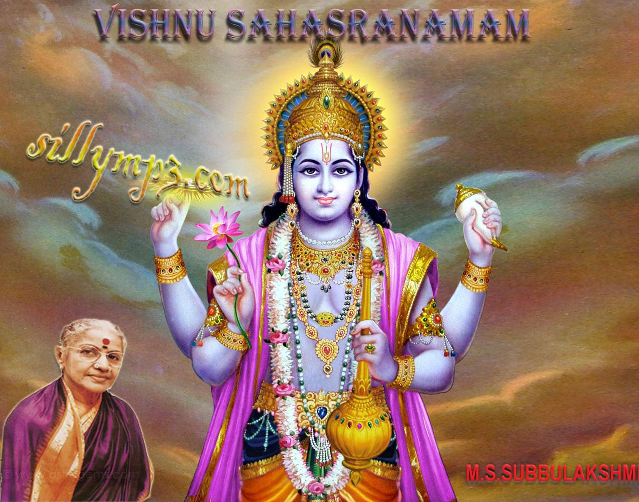 VISHNU SAHASRA NAMAM MP3