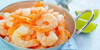 Benefits of Shrimp for Early Childhood Brain Development