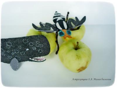КОАПП, яблоко, кашалот, пестрокрылка