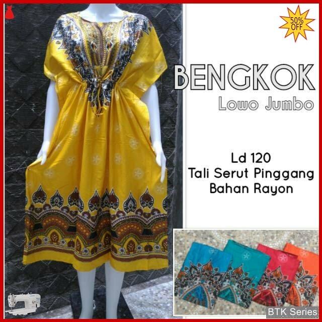 BTK029 Baju Daster Lowo Bengkok Modis Murah BMGShop