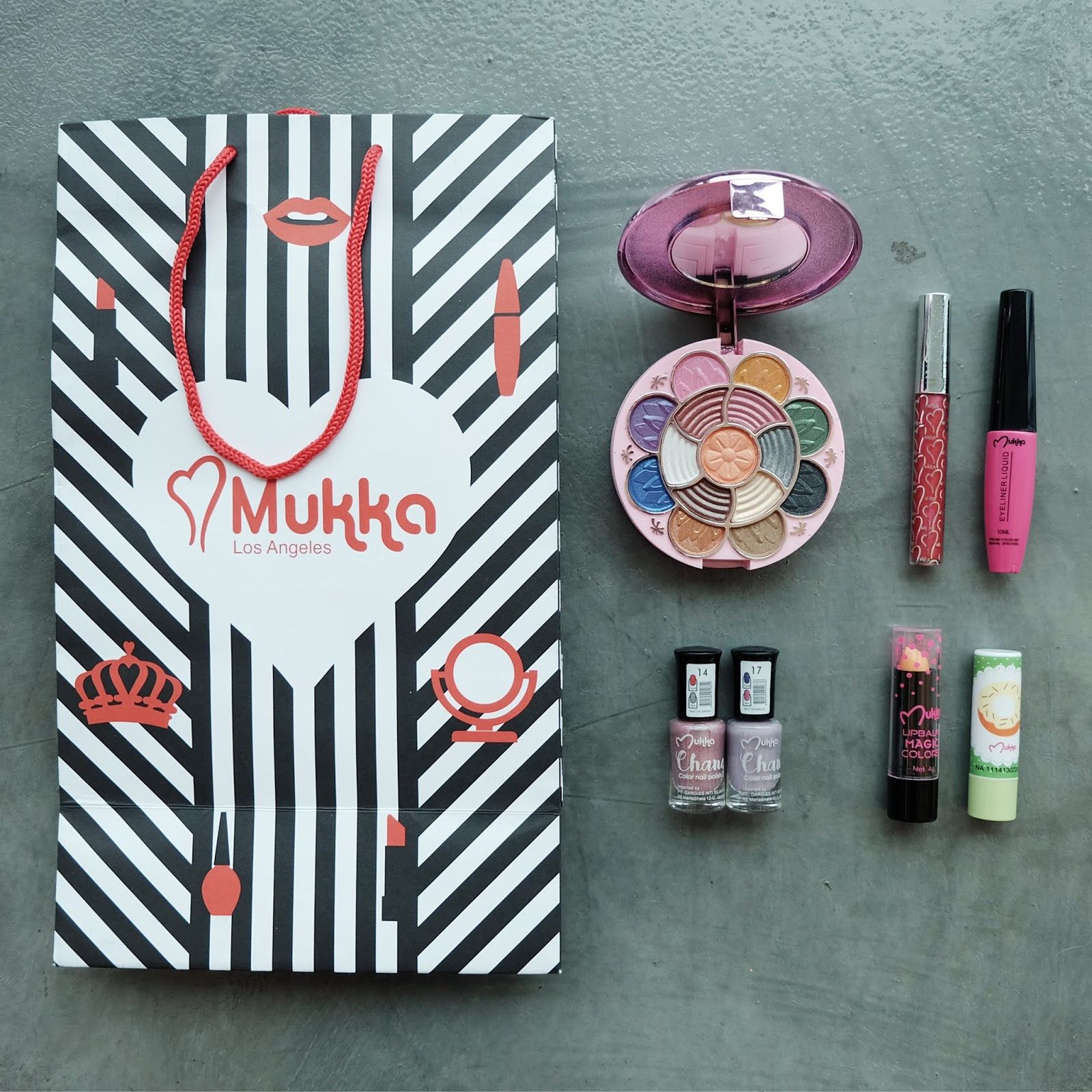 mukka kosmetik goodie bag | bigdreamerblog.com