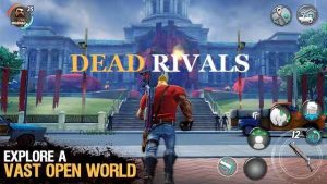 Free Download Dead Rivals Zombie MMO Mod Apk Terbaru 2018