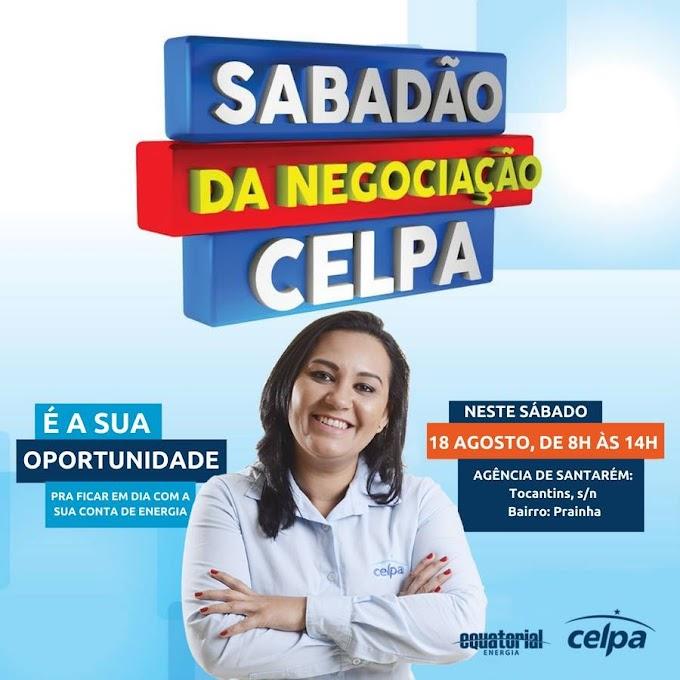 Celpa realiza feirão de negociação neste sábado (18)
