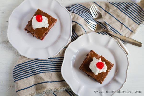 Cookie sheet cake recipe
