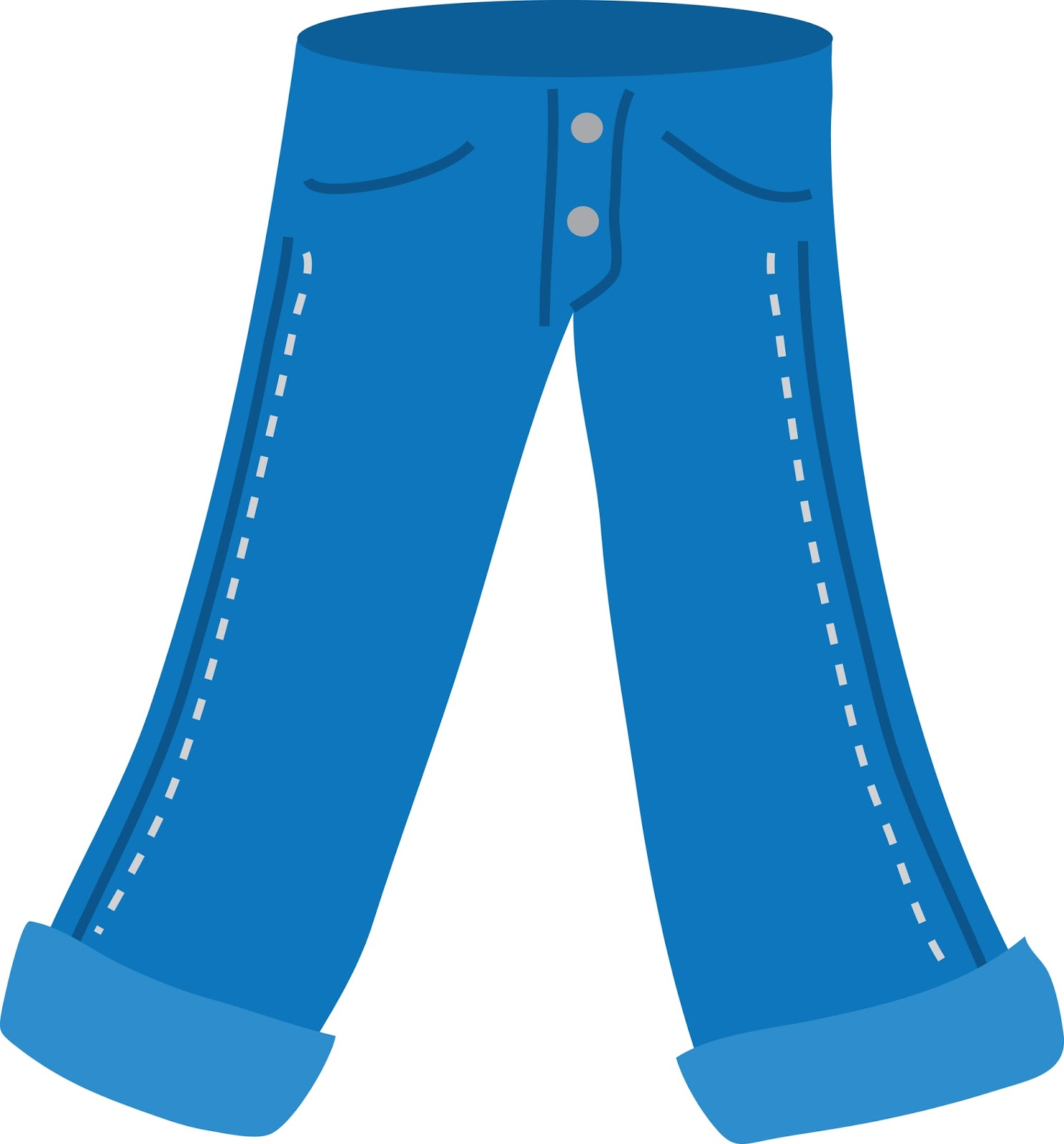 red jeans clipart - photo #8