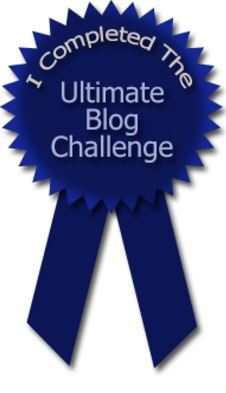 April Ultimate Blog Challenge