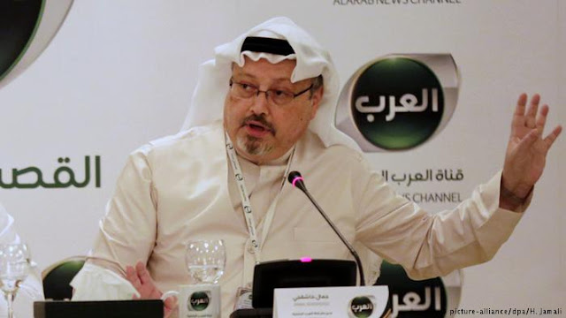 Ini Artikel Khashoggi Terakhir, Kritik Kebebasan Pers Arab