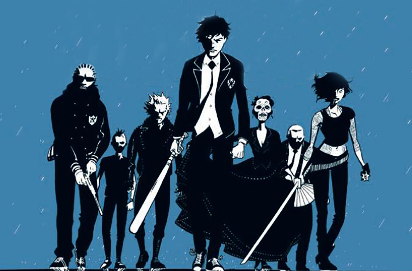 deadly class, recenzja komiksu, non stop comics