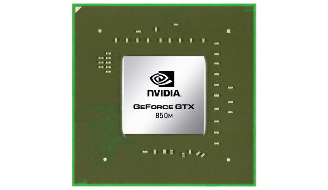 Nvidia GeForce GTX 850M Driver Download