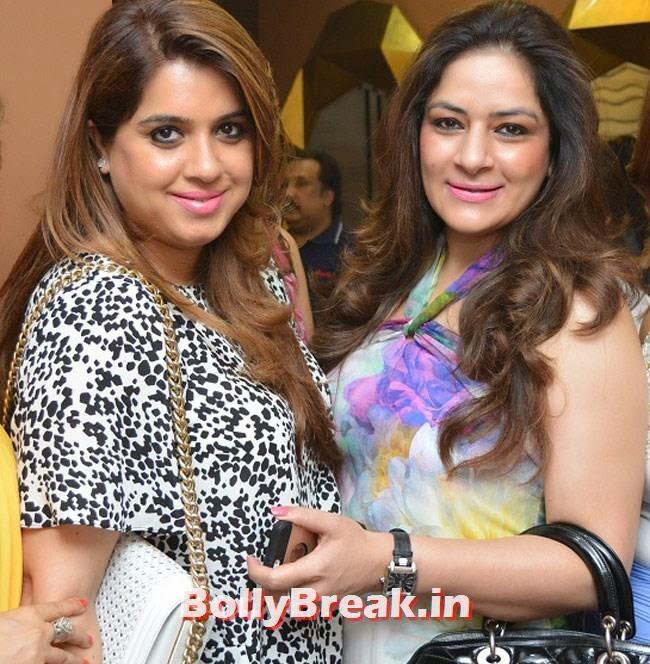 Shilpa Chawdhary and Nidhi Sobti, Hair and Makeup Studio 'ANGE', Launch Pics