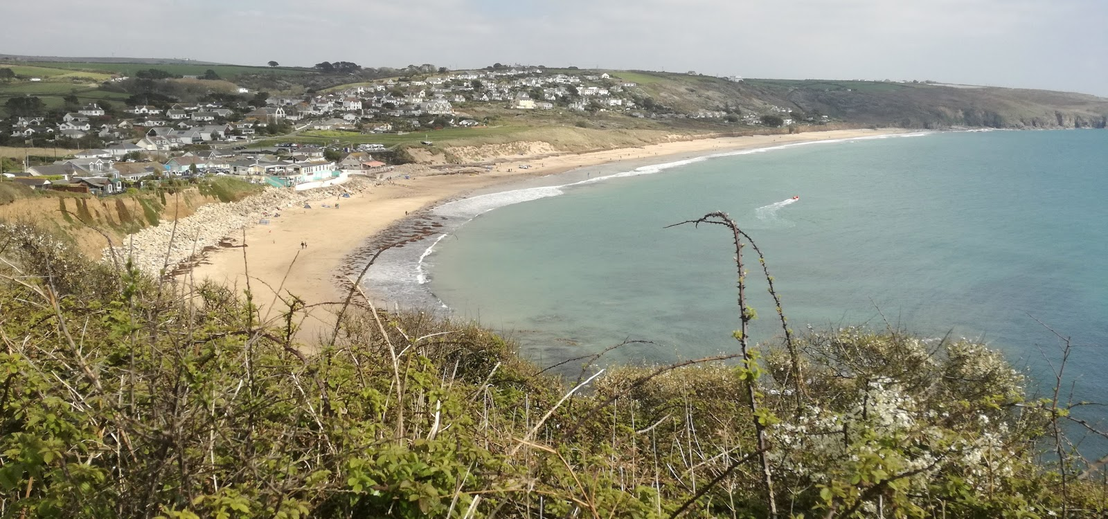 MEI Blog: Praa Sands To Prussia Cove