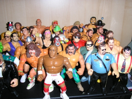 action figures amp collectables wwf toys