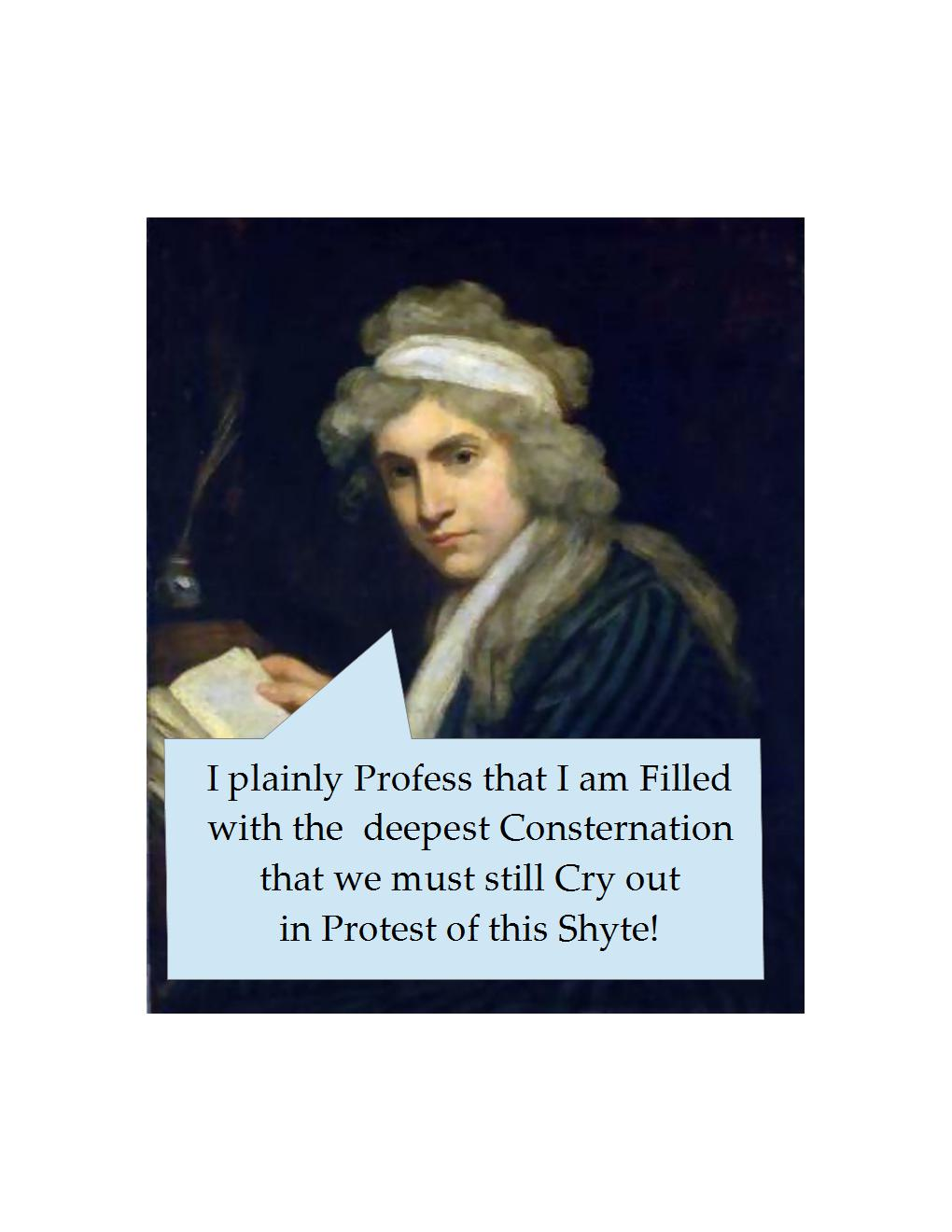 Quotes From A Vindication Of The Rights Of Woman: Mary Wollstonecraft Quotes On Feminism. QuotesGram