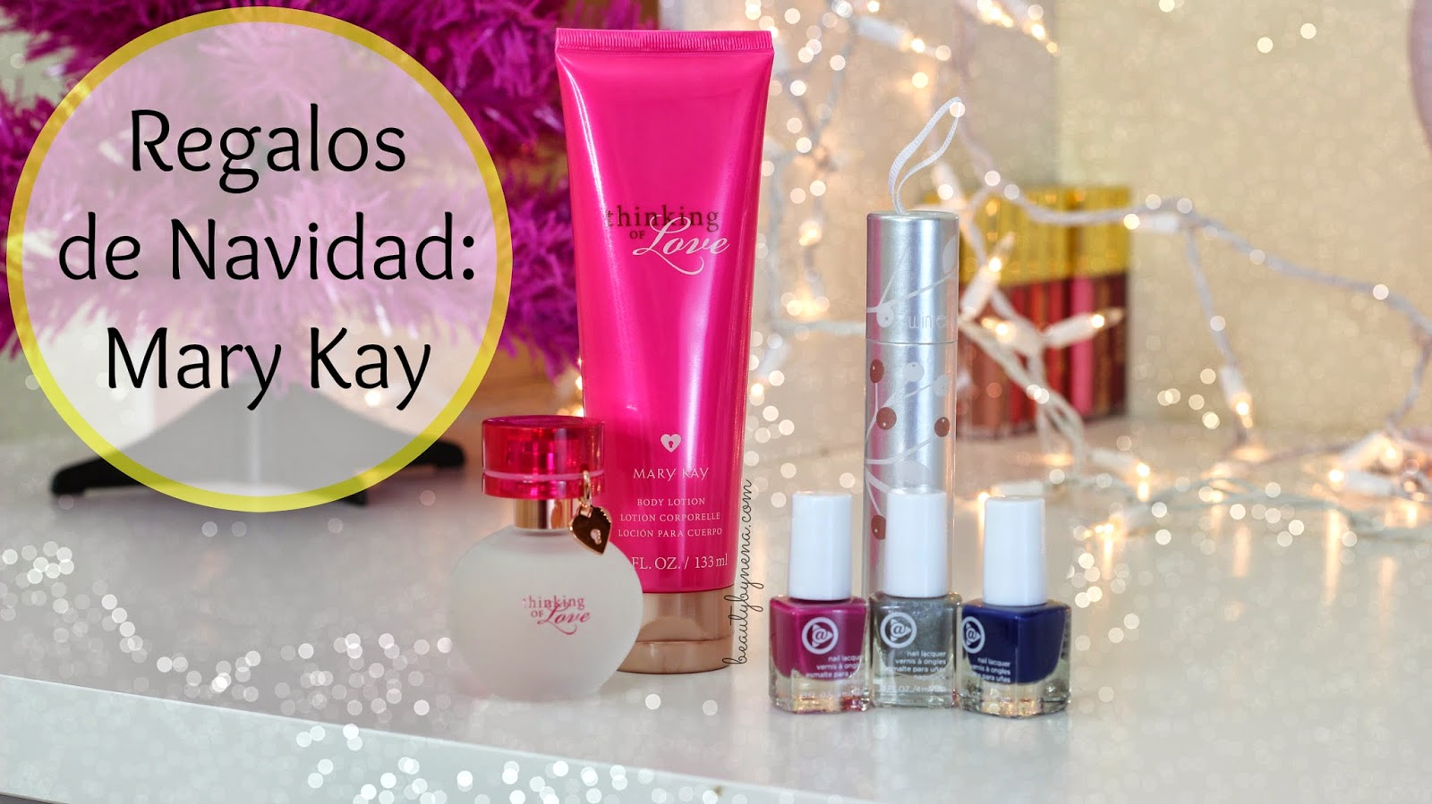 Ideas de Regalos 3: Mary Kay