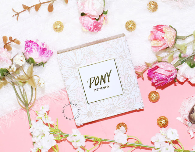 Pony X Memebox Shine Easy Glam Eyeshadow Review